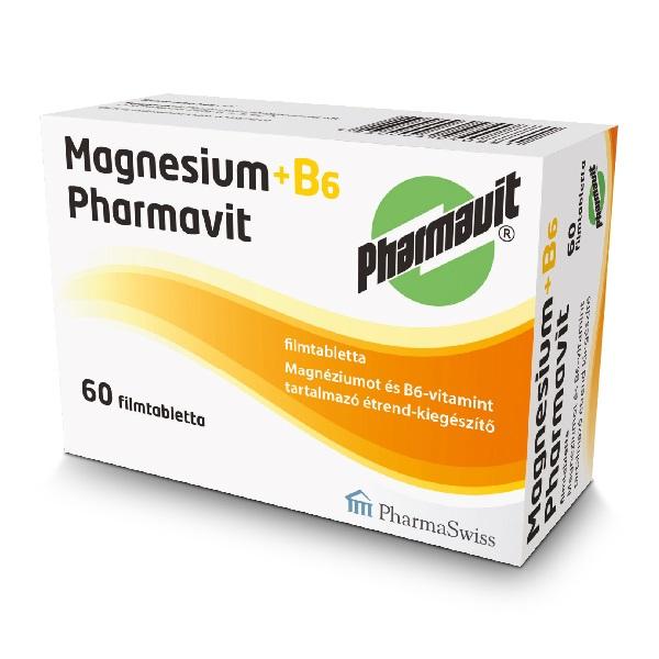 magas vérnyomás magnézium b6