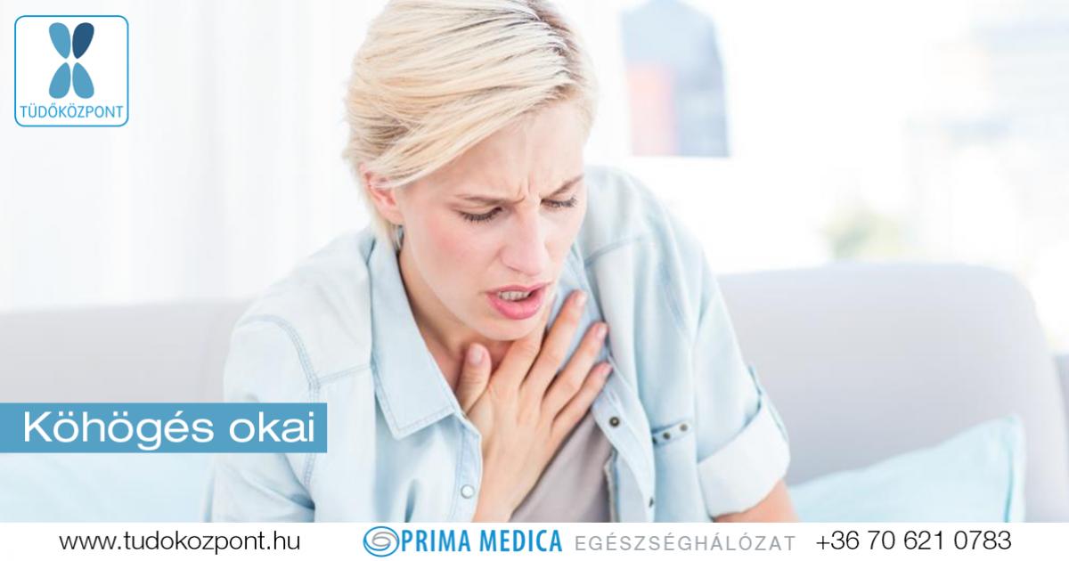 Légzési nehézség, köhögés? Szívelégtelenség is okozhatja