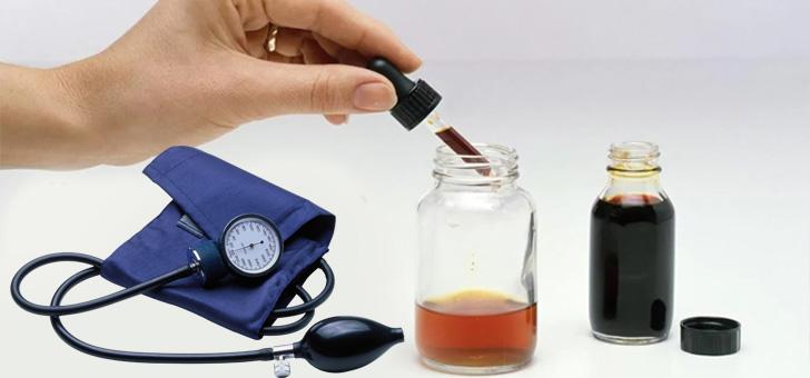 magas vérnyomás esetén jóddal)