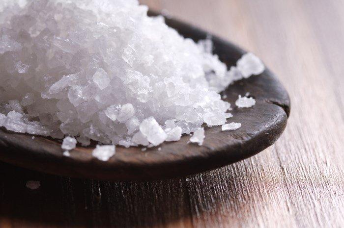tengeri só fürdőknek magas vérnyomás)