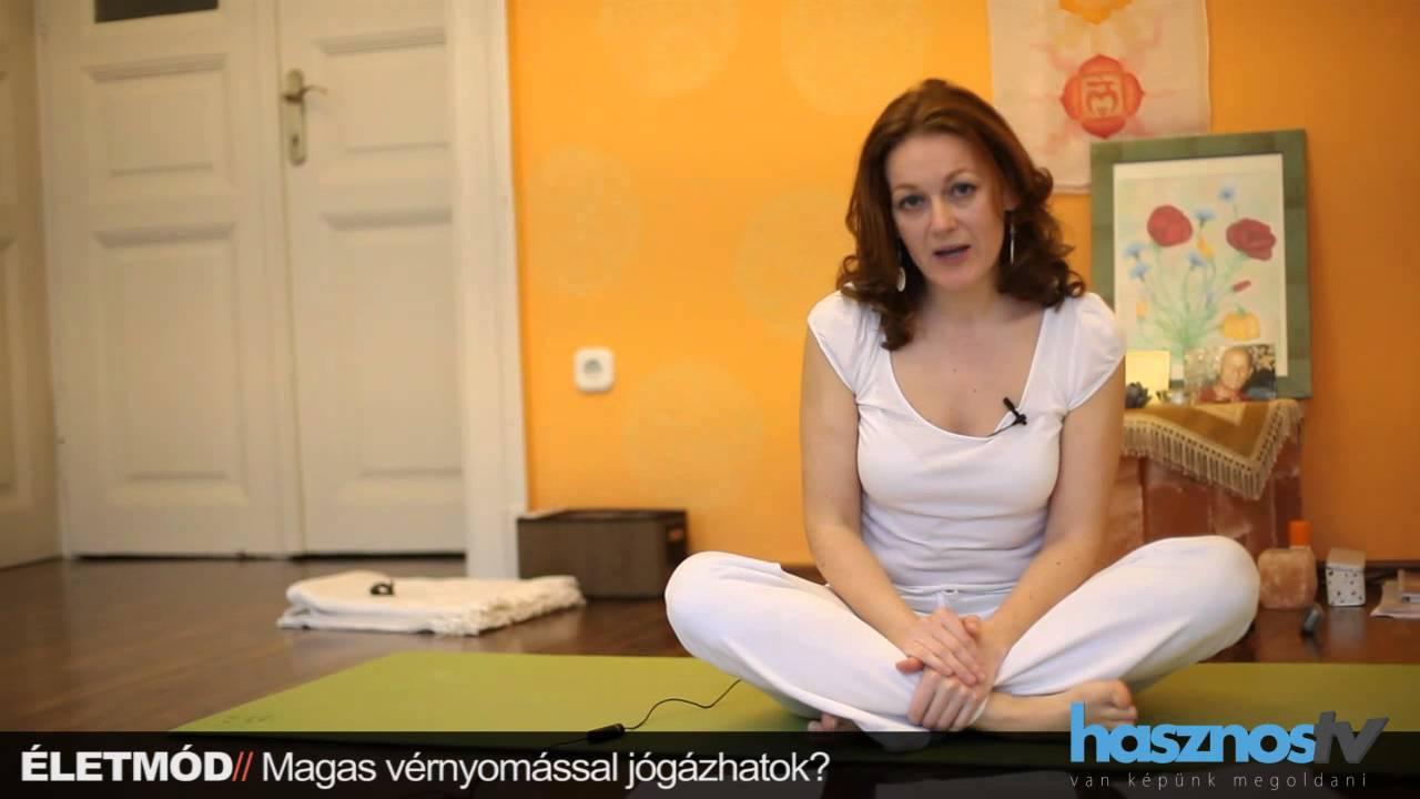 videó a magas vérnyomásról kezdőknél)