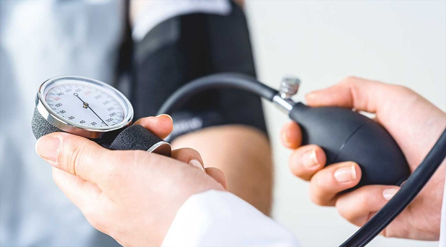 a magas vérnyomás súlyosbodása tavasszal