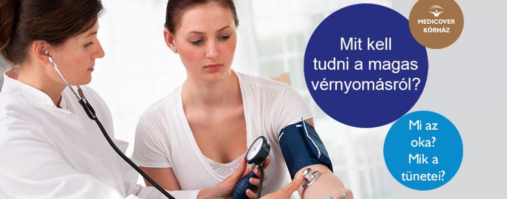 a magas vérnyomás fokának tünetei