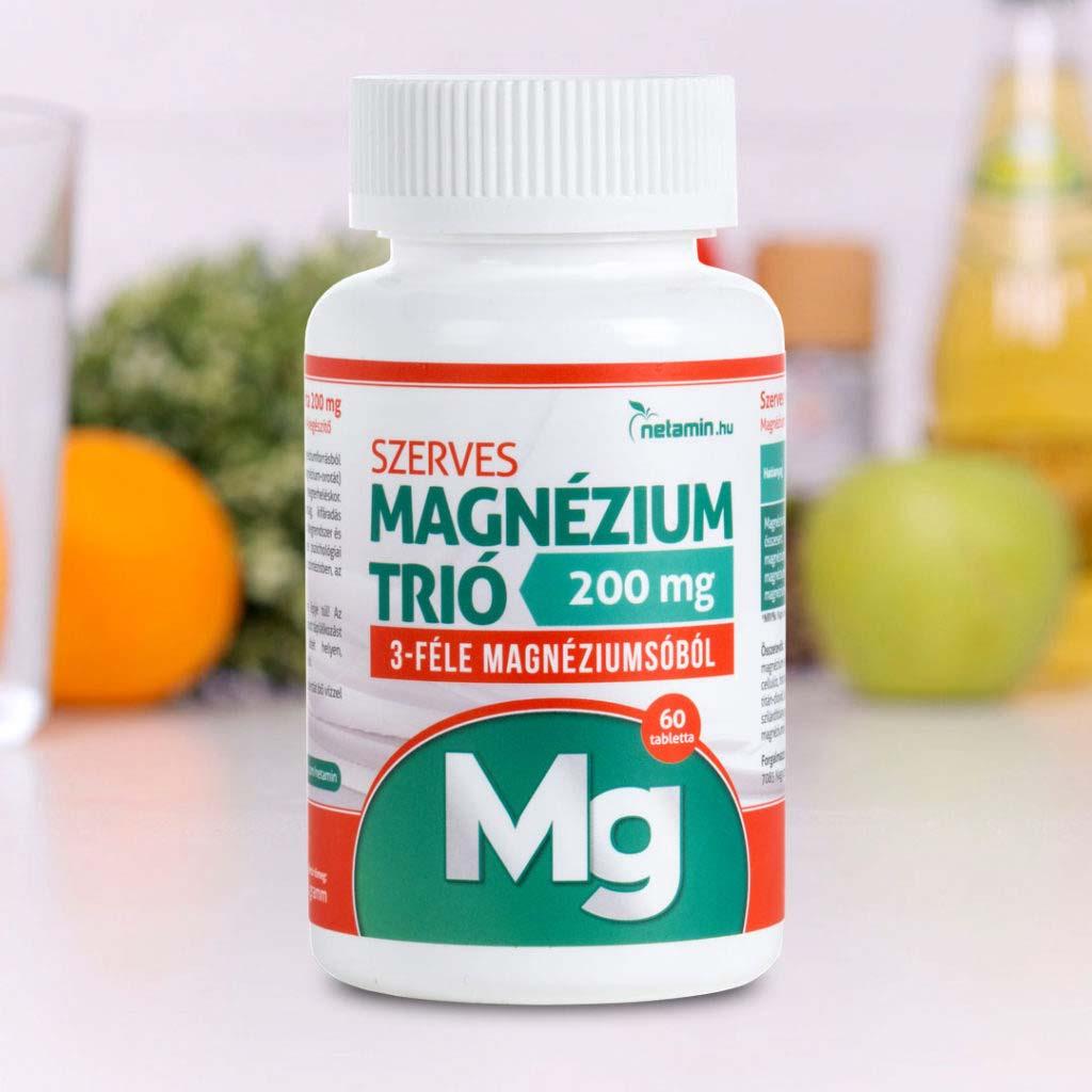 a magnézium hipertóniára gyakorolt hatása