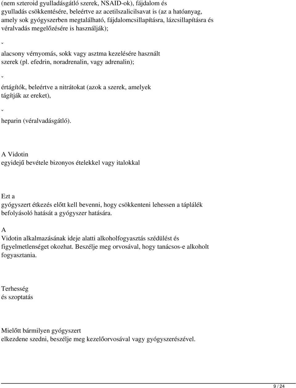 lorista hipertónia kezelése)