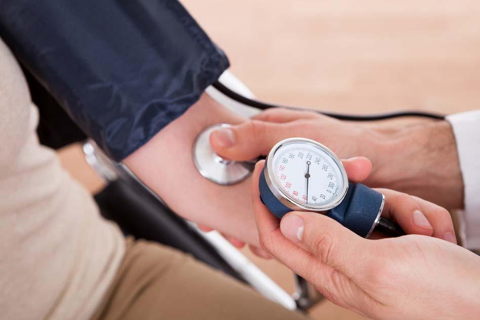cardiosite hipertónia