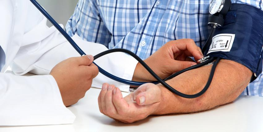 eljárás magas vérnyomás esetén