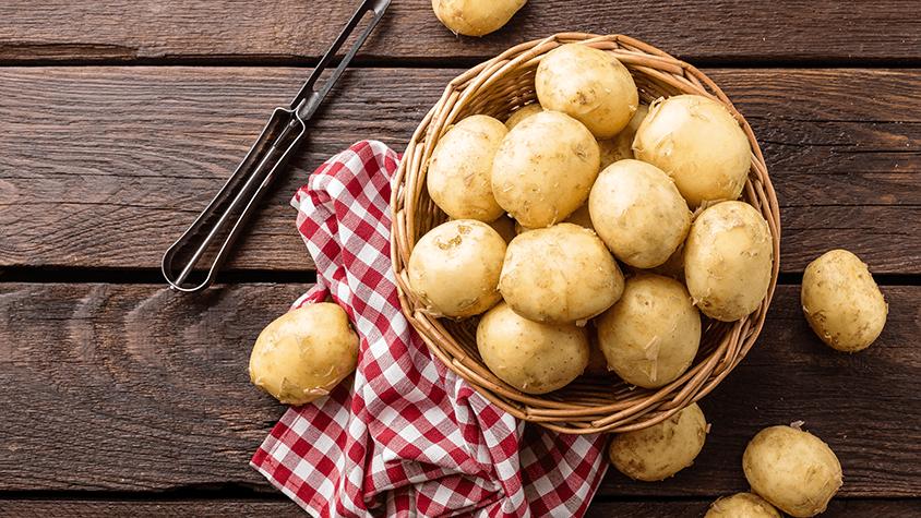 Egészséges összetevők a sült krumpliban? - Napi Táptudás