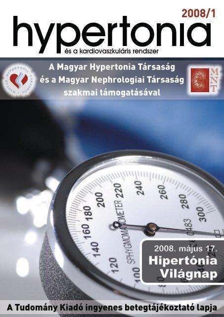 hipertóniával szédül)