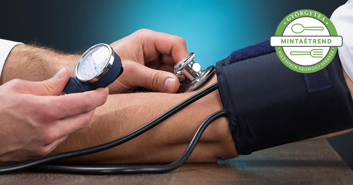 mit kell inni és enni magas vérnyomás esetén