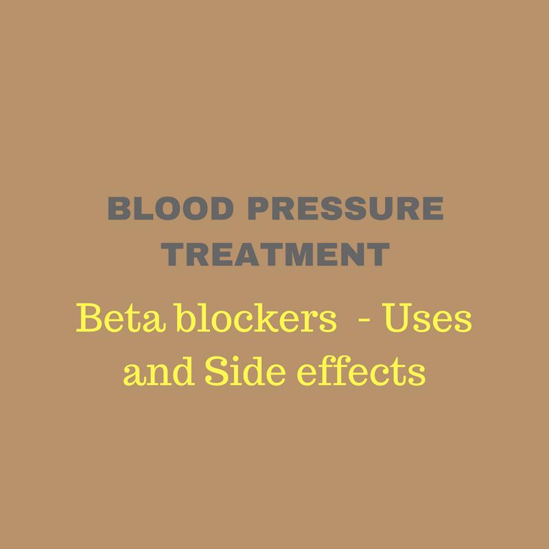 béta-blokkoló magas vérnyomás)