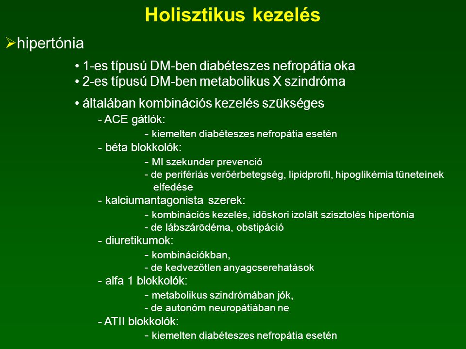 diabetes mellitus hipertónia oka
