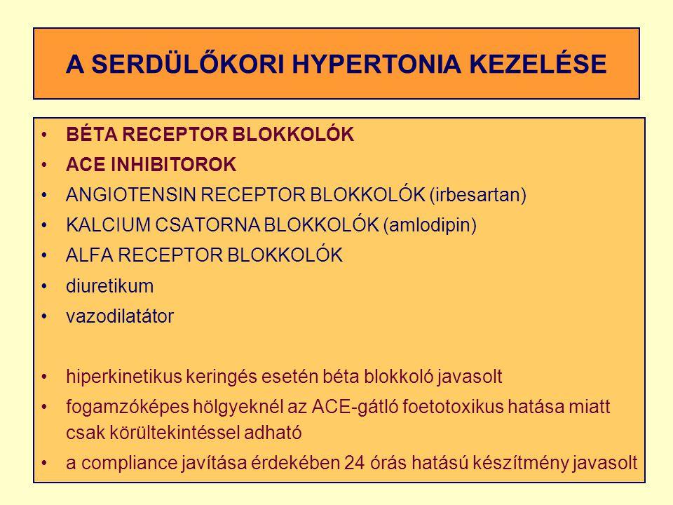 hiperkinetikus hipertónia