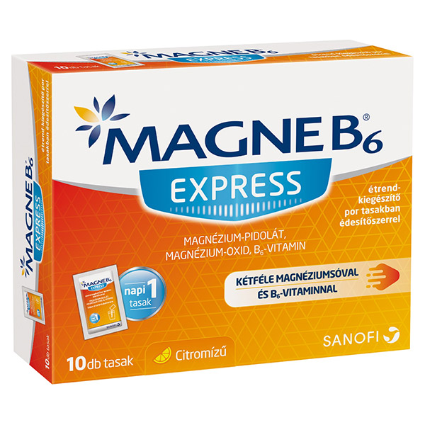 magas vérnyomás magne b6