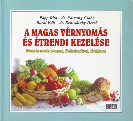 recept a magas vérnyomás kezelésére)