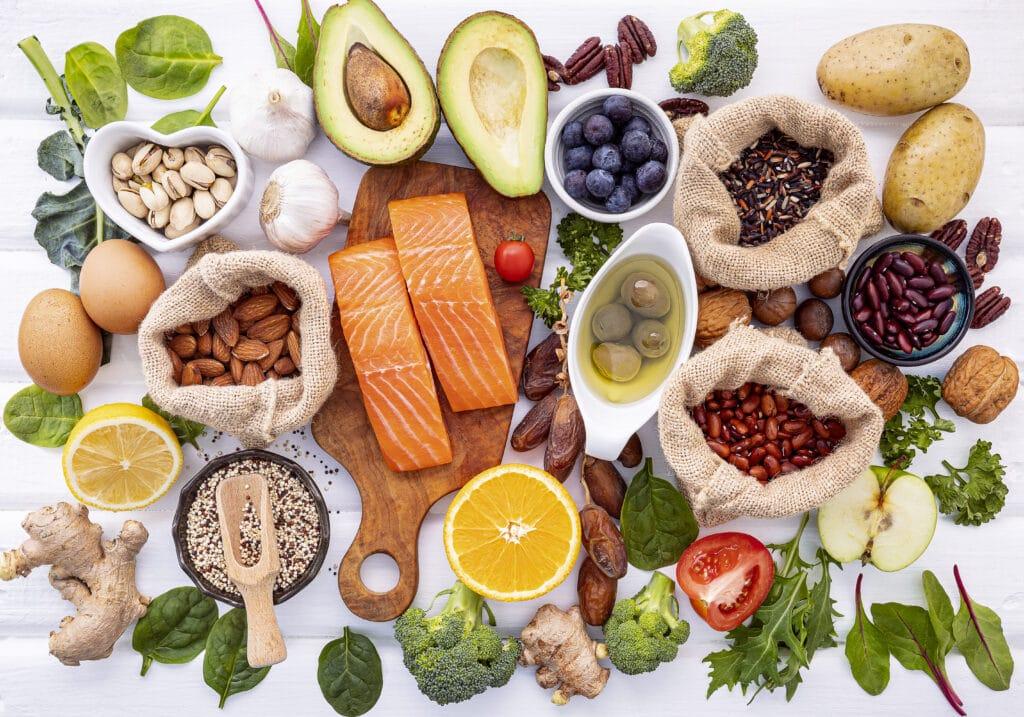 diéta a táblázatban a magas vérnyomásért
