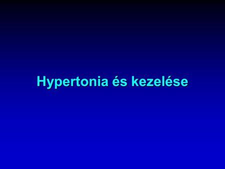 A hipertónia ayurvédikus kezelése