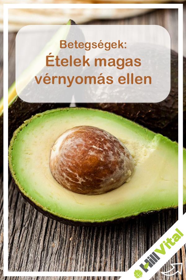 egészséges ételek magas vérnyomás ellen)