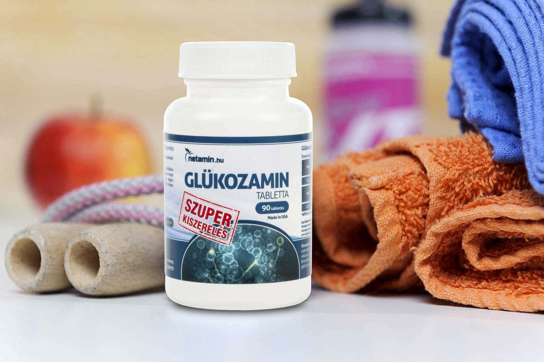 glükózamin magas vérnyomás ellen)