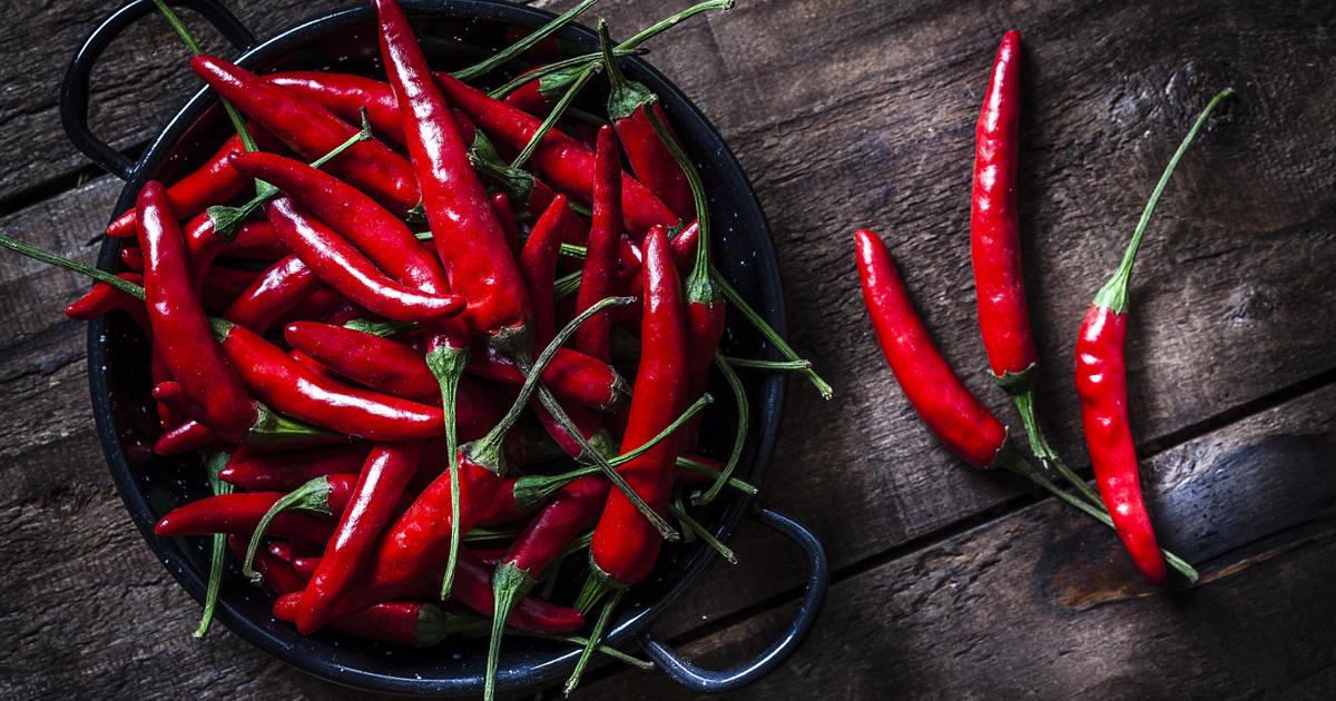 Csökkenthetik a vérnyomást a csípős ételek