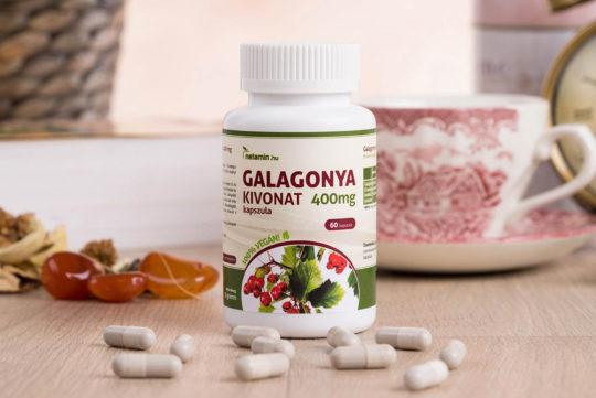 galagonya készítmények magas vérnyomás ellen)