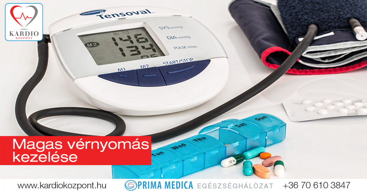 gyógyszer magas vérnyomás megelőzése