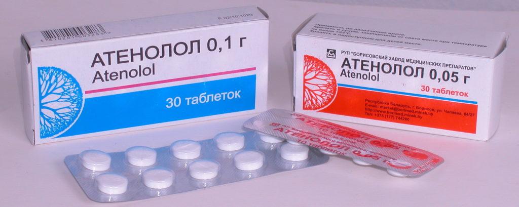 gyógyszerek magas vérnyomás atenolol