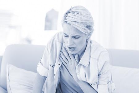 légszomj és köhögés magas vérnyomással szív táplálék hipertónia