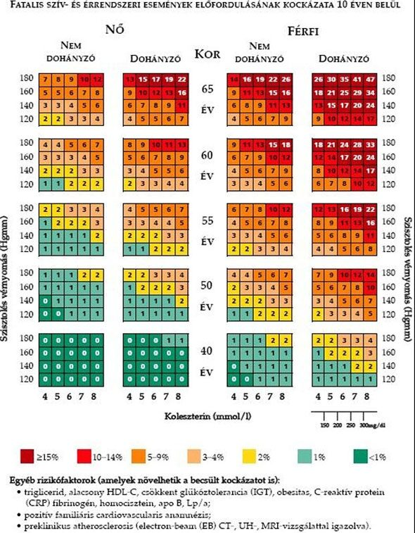 magas vérnyomás 2 fokozat kockázati 4 fokozat mit)