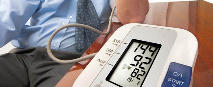 magas vérnyomás a bőr égése
