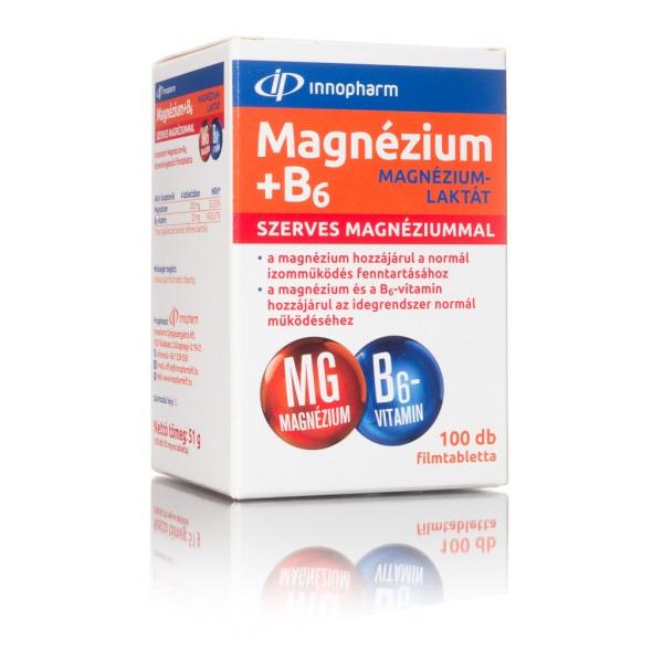 magas vérnyomás kezelése magnéziummal b6