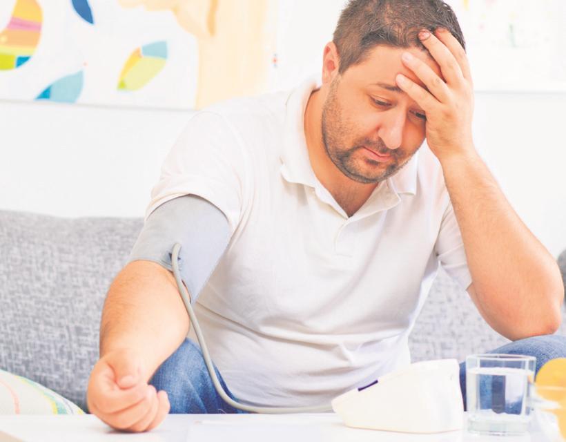 Egy rejtőzkődő kór: a magas vérnyomás (a hipertónia-világnap kapcsán) - EgészségKalauz