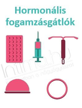 magas vérnyomás és fogamzásgátlók