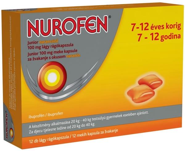 NUROFEN mg bevont tabletta - Gyógyszerkereső - Hárezcsoinfo.hu