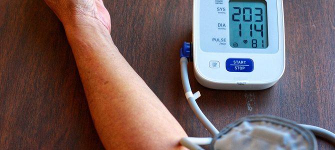 bizsergő érzés magas vérnyomással