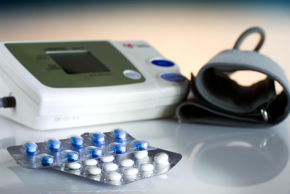 a magas vérnyomás mellékhatása