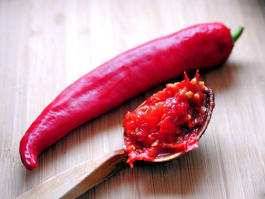 lehet-e csípős paprikát enni magas vérnyomás esetén)
