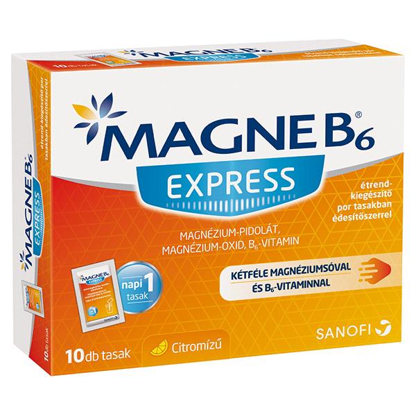 magas vérnyomás magne b6)